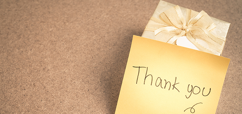 Do Thank-You Gifts Increase Donations?