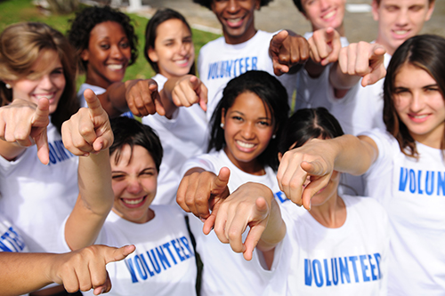 Ideas to Grow Volunteers for your Charity