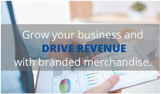 Increase Revenues Branded Merchandise